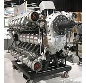 Allison X 4520 24 Cylinder Aircraft Engine  Old Machine Press