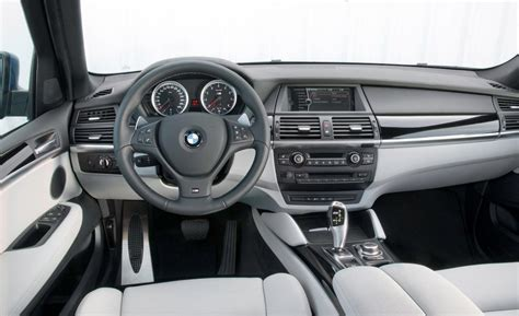 2010 Bmw X5 Interior car and driver