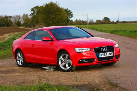 How Much Is An Audi A5 by Audi A5 Coupe Review Parkers