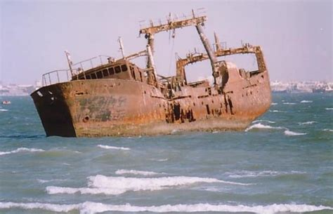 row boat around the world largest ship graveyard in the world nouadhibou