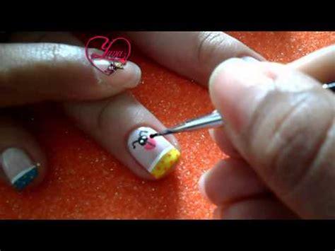 imagenes de uñas decoradas tropicales смотреть онлайн видео 11 decorado de u 241 as con una mariquita