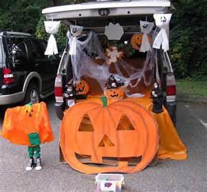 Decorating Your Car For Halloween Trunk Or Treat