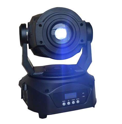 moving head light price india 60w led spot moving head light with 15 dmx channels for