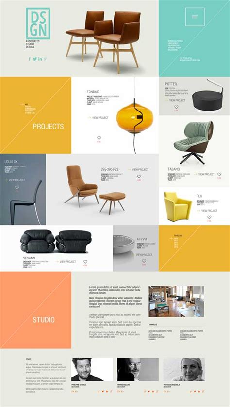 Free Dsgn Psd Website Template Designssave Com Free One Page Web Page Templates