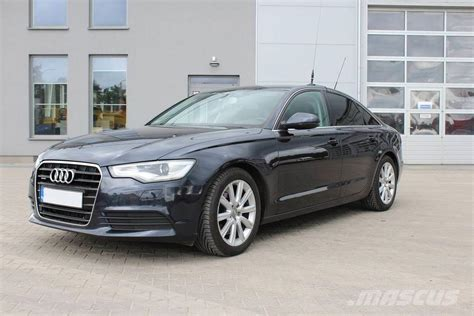 Audi A6 Quattro 3 0 by Used Audi A6 3 0 Tdi Quattro S Tronic Other Year 2011