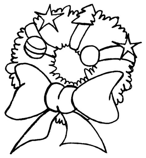 Coloring Page Of A Christmas Printable Coloring Pages Christmas Coloring Page