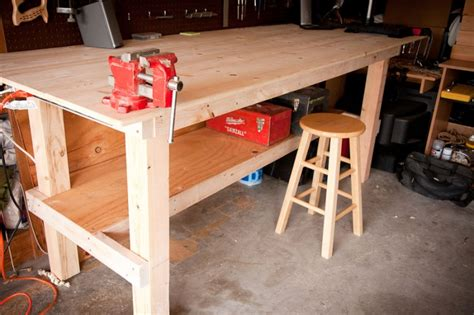 craft work bench picture of wooden workbench for every craft