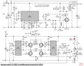 gt circuits gt switching transformerless dc ac 12v 230v 150w