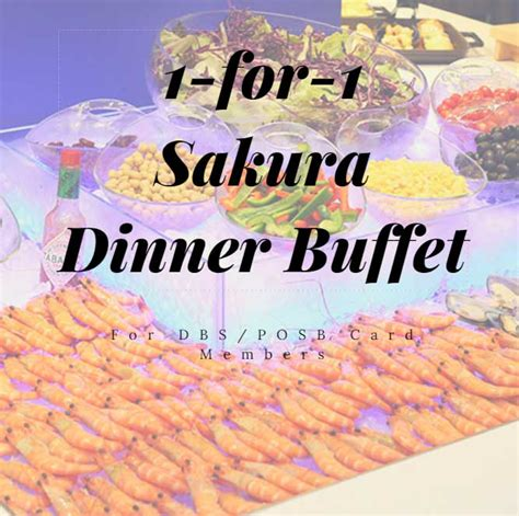 buffet dinner promotion buffet promotion great deals and promotions in singapore