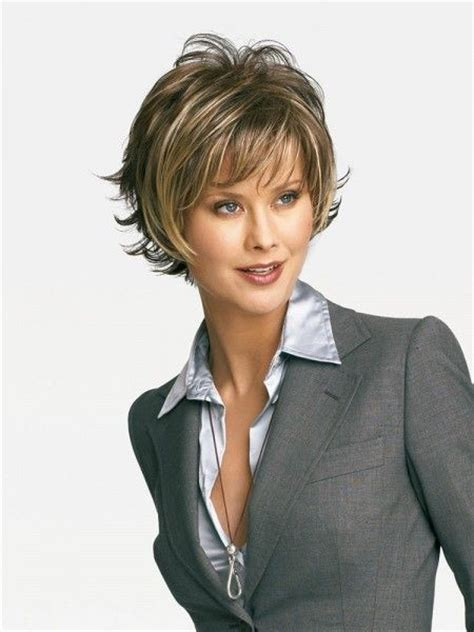 long hair no fuss cool long sweeping layers on the top and sides blend with short