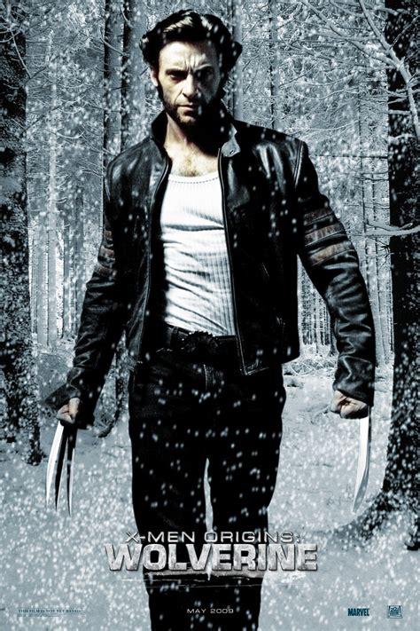 Xman Plakat by Origins Wolverine 2009 Poster Freemovieposters Net