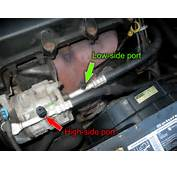 How To Recharge Car Air Conditioning And Find Leaks  Mikes Tech Blog