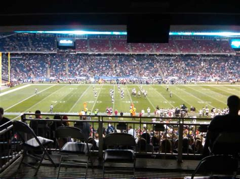 gillette stadium section 133 gillette stadium section 133 new england patriots