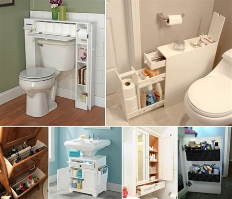 10 Space Saving Storage Ideas For Your Bathroom Bathroom Space Saving Ideas