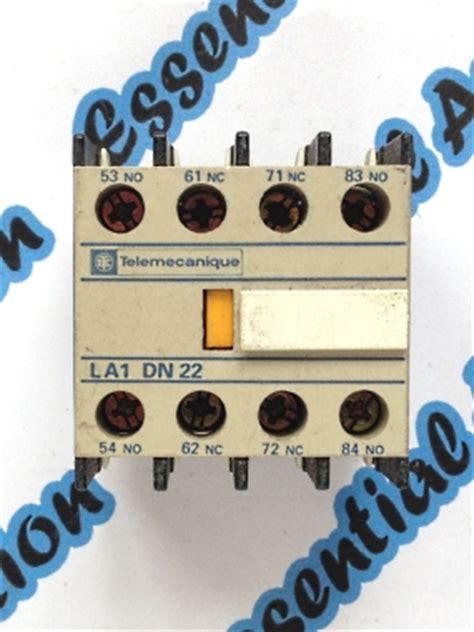 Contact Block Schneider Telemecanique La1 Dn22 019632 essential automation ltd telemecanique schneider la1