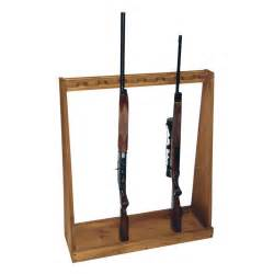 Bench Style Gun Safe Evans Sports Standing Rifle Rack Unassembled Gun