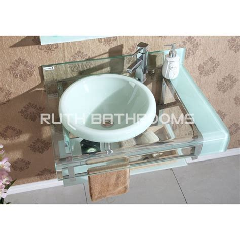 vessel sink manufacturers glass vessel basin with high quality smart glass basin