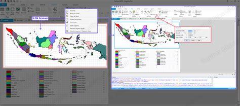 membuat layout peta di mapinfo tutorial teknologi geografi dan informasi layout