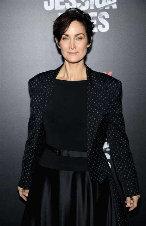 Carrie Moss In New by Carrie Moss At Jones Premiere In New York 11