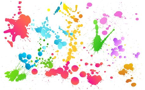Yellow Paint by Paint Splash Free Download Clip Art Free Clip Art On