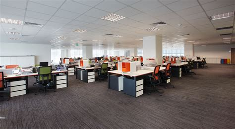 Finance Office by Turkcell Finance Department Office Mimaristudio