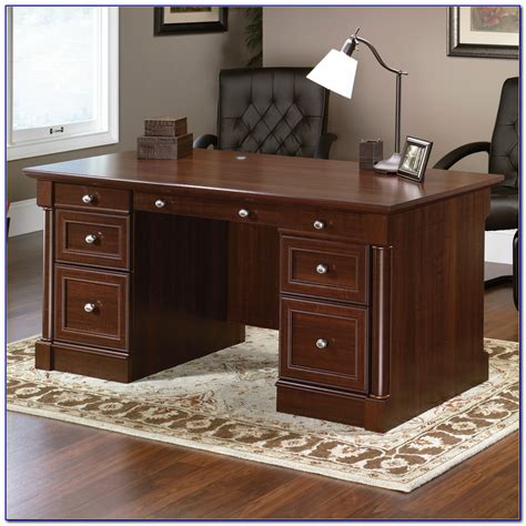 sauder palladia executive desk sauder palladia executive desk assembly