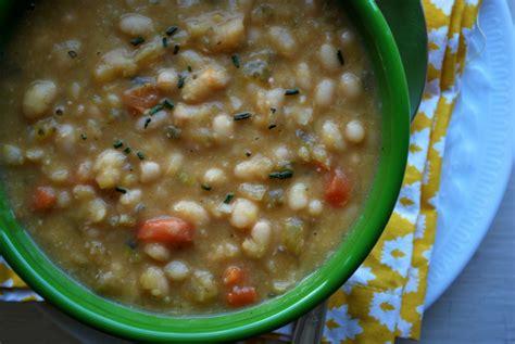 white bean soup recipe dishmaps