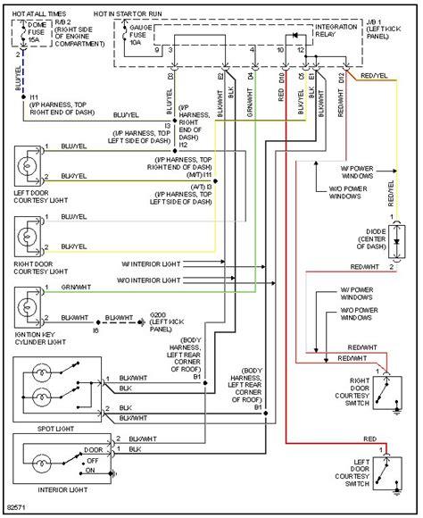 toyota wiper wiring diagram wiring diagram schemes