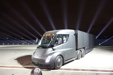 tesla electric truck walmart loblaw join push for electric trucks with tesla