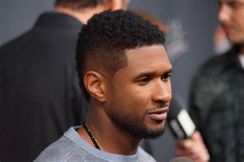 usher hairstyle 2015 usher hairstyle 2015 south of france haircut back view