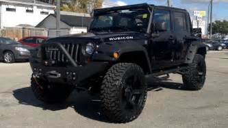 Jacked Up Jeeps For Sale Lifted 2012 Jeep Wrangler Rubicon Winnipeg Mb Ride