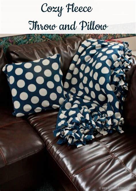 No Sew Throw Pillows - no sew throw pillow that s what said
