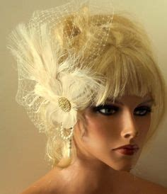 diy head band to hide balding my soon to be bald head on pinterest ivory feathers and