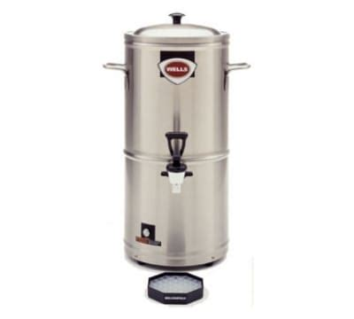 wells hd 8799 2.5 gallon hot water dispenser, 120 v