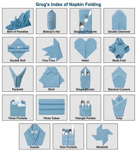 How To Fold A Paper Napkin To Hold Silverware - 1000 images about napkin folding on napkin