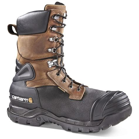 carhartt lightweight waterproof composite toe work hiking