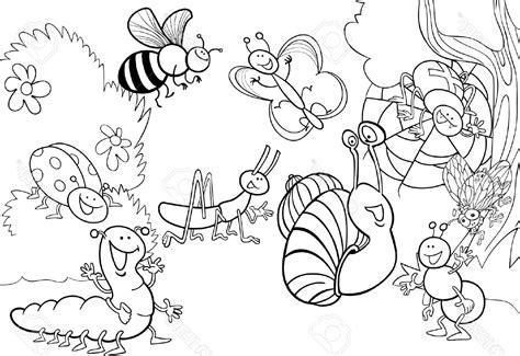 pictures to color surging insect pictures to color 6456 7672