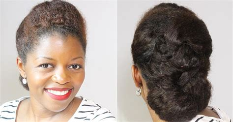 curly hair interview hairstyles 4 natural hairstyle ideas for your next interview