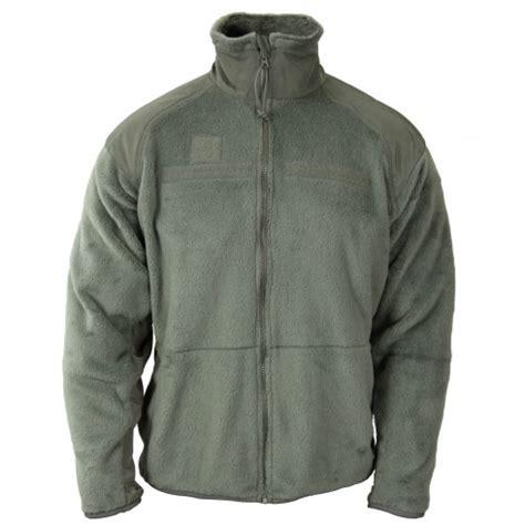 Jaket Parka Army Layer us iii cold weather fleece jacket ecwcs level 3