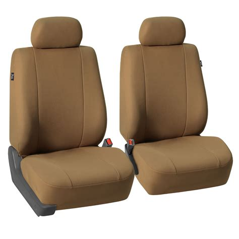 Fabric Covered Bench Seat Multifunctional Set Fabric Auto Seat Covers Supports