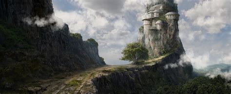 matte painting in matte painting february cg channel