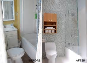 Bathroom Remodel Ideas Before And After Before Amp After Tiny San Francisco Bathroom Remodel