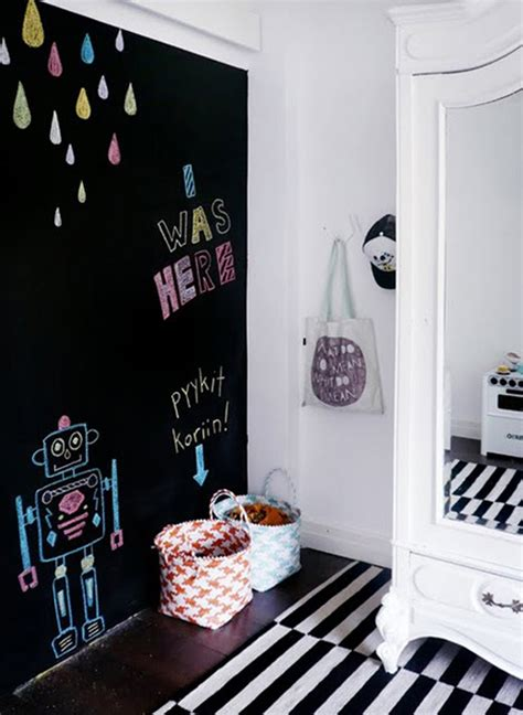 chalkboard paint toddler room 30 chalkboard paint ideas for room