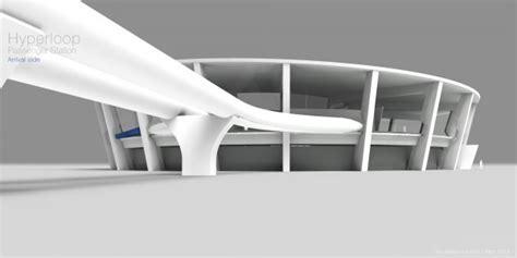 design forum elon a hyperloop terminal proposal gt engineering com