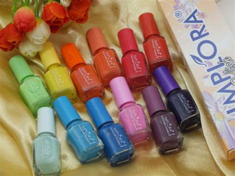 Makeup Implora dinomarket pasardino implora nail fashionable cosmetics pastel colour