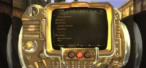 Pimp My Ds Mario Goes Bling In New York by How To Get The Pimp Boy Three Billion In Fallout New
