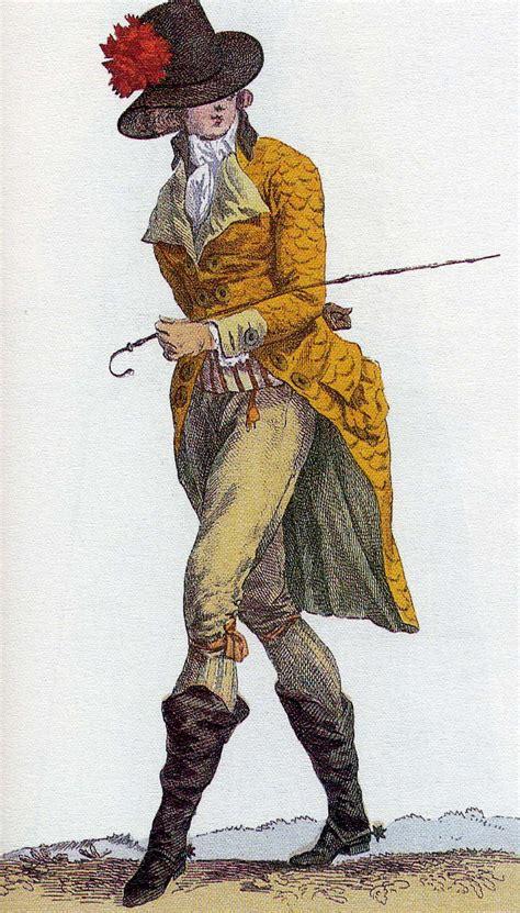 della moda francese moda maschile della rivoluzione rivoluzione francese