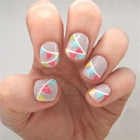 Easy Nail Styles by 22 And Easy Nail Designs For Any Occasion More