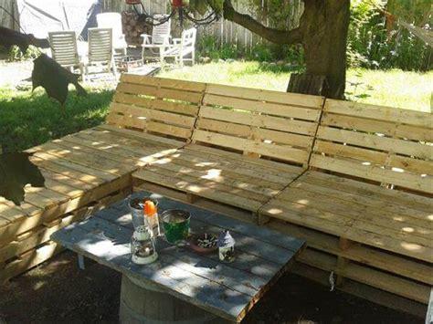 pedane chep diy pallet outdoor sectional furniture 99 pallets