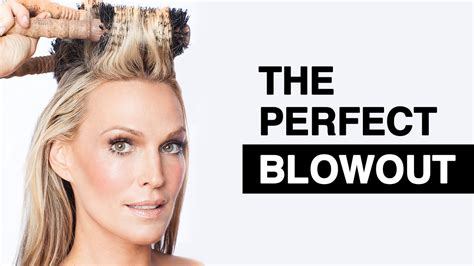 supermodelsecrets how to get the at home blowout